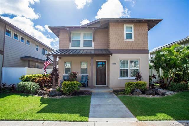 91-1114 Waihoano Street, Ewa Beach, HI 96706 (MLS #202124008) :: Corcoran Pacific Properties