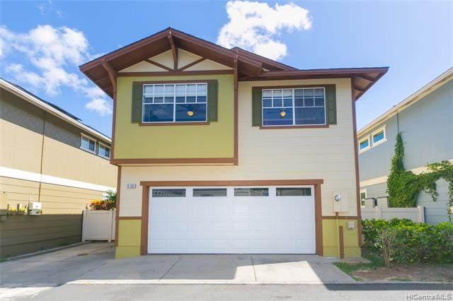 91-556 Makalea Street, Ewa Beach, HI 96706 (MLS #202124011) :: Weaver Hawaii | Keller Williams Honolulu