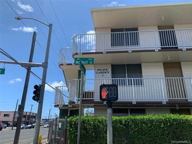 795 Mcneill Street B-204A, Honolulu, HI 96817 (MLS #202124029) :: Keller Williams Honolulu