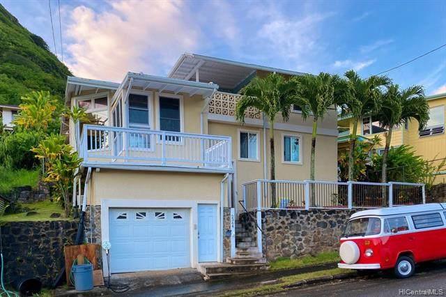 2364 Jasmine Street, Honolulu, HI 96816 (MLS #202124038) :: Weaver Hawaii | Keller Williams Honolulu