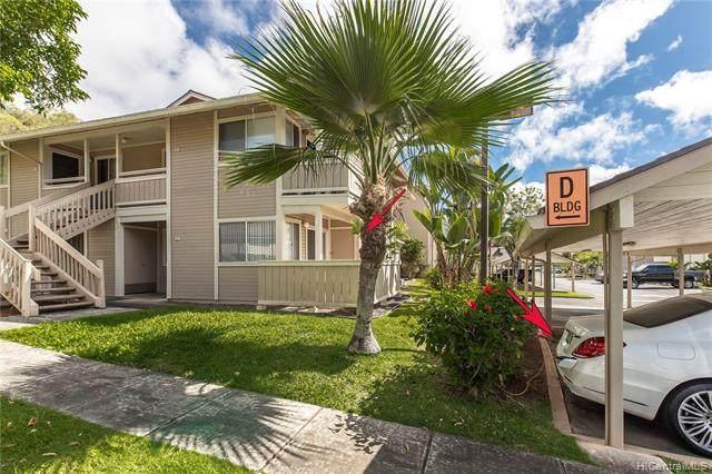 95-510 Wikao Street D102, Mililani, HI 96789 (MLS #202124039) :: Weaver Hawaii | Keller Williams Honolulu