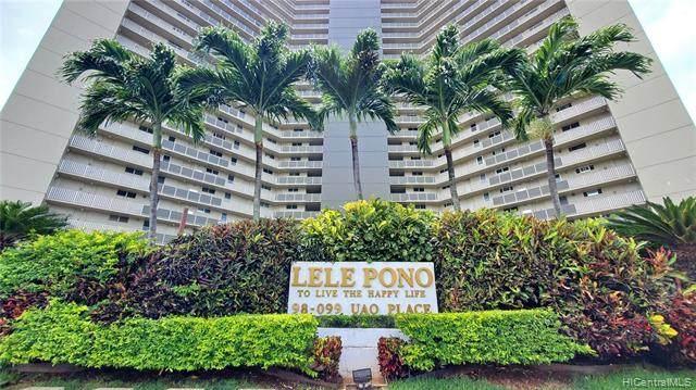 98-099 Uao Place #1909, Aiea, HI 96701 (MLS #202124045) :: Weaver Hawaii | Keller Williams Honolulu
