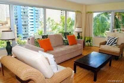 1777 Ala Moana Boulevard #425, Honolulu, HI 96815 (MLS #202124074) :: LUVA Real Estate