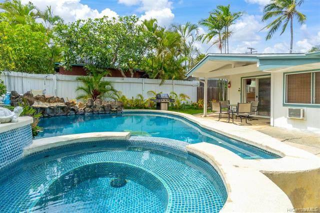 322 Iliwahi Loop, Kailua, HI 96734 (MLS #202124085) :: Exp Realty