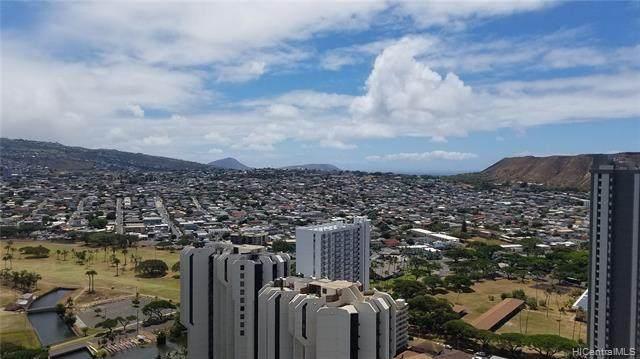 201 Ohua Avenue #3703, Honolulu, HI 96815 (MLS #202124092) :: Weaver Hawaii | Keller Williams Honolulu
