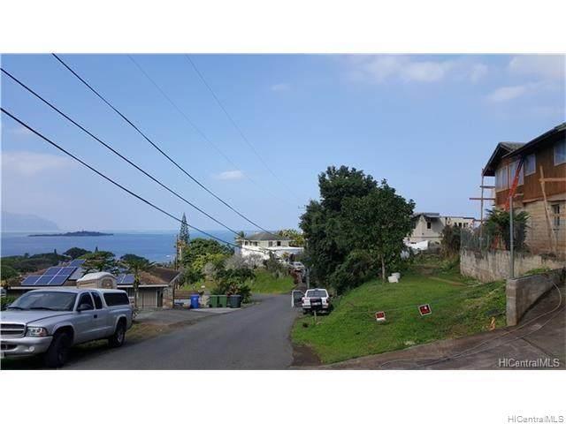 45-160 Kokokahi Place, Kaneohe, HI 96744 (MLS #202124094) :: LUVA Real Estate