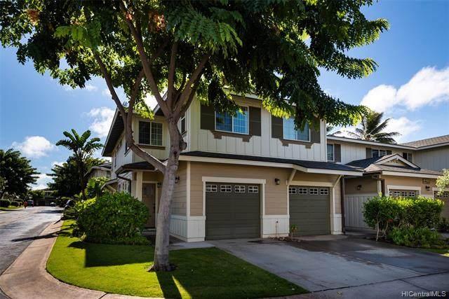 92-1532 Aliinui Drive 1601, Villa 1, Kapolei, HI 96707 (MLS #202124101) :: Team Lally