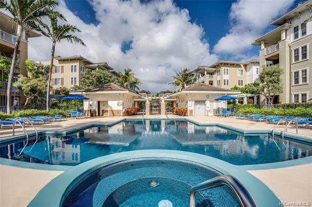 520 Lunalilo Home Road #6219, Honolulu, HI 96825 (MLS #202124103) :: Team Lally