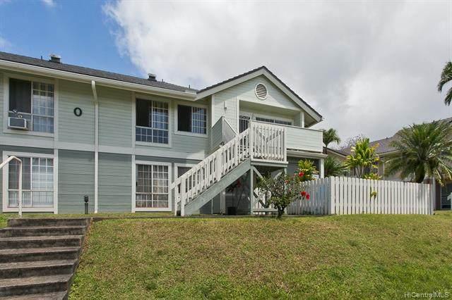 94-1457 Waipio Uka Street O205, Waipahu, HI 96797 (MLS #202124106) :: Team Lally