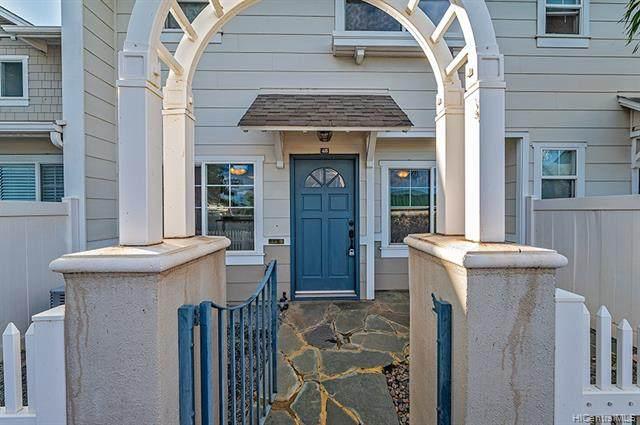 91-1031 Kaimalie Street 4J5, Ewa Beach, HI 96706 (MLS #202124112) :: Island Life Homes