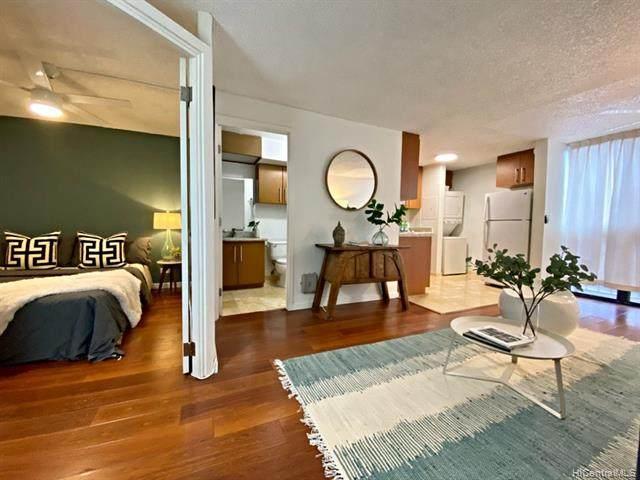 1415 Liholiho Street #305, Honolulu, HI 96822 (MLS #202124135) :: LUVA Real Estate