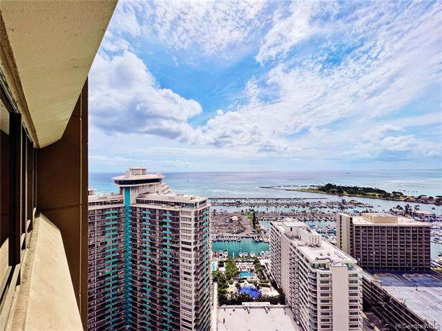 1778 Ala Moana Boulevard #3620, Honolulu, HI 96815 (MLS #202124139) :: Exp Realty
