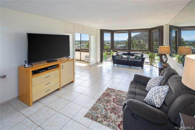 501 Hahaione Street 1/7J, Honolulu, HI 96825 (MLS #202124142) :: Weaver Hawaii | Keller Williams Honolulu