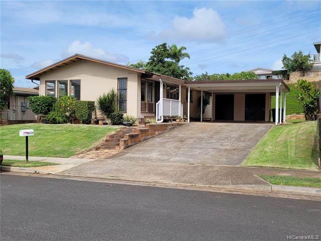 98-1326 Hoohiki Street, Pearl City, HI 96782 (MLS #202124144) :: Weaver Hawaii | Keller Williams Honolulu
