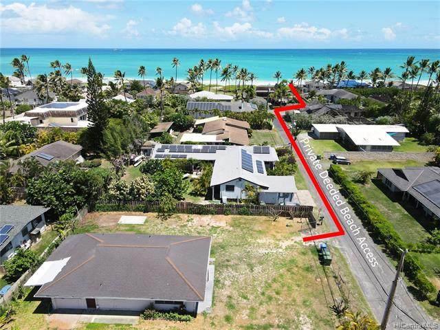 430 N Kalaheo Avenue, Kailua, HI 96734 (MLS #202124146) :: Team Lally