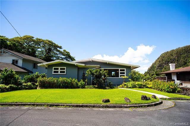 59 Gartley Place, Honolulu, HI 96817 (MLS #202124161) :: Compass