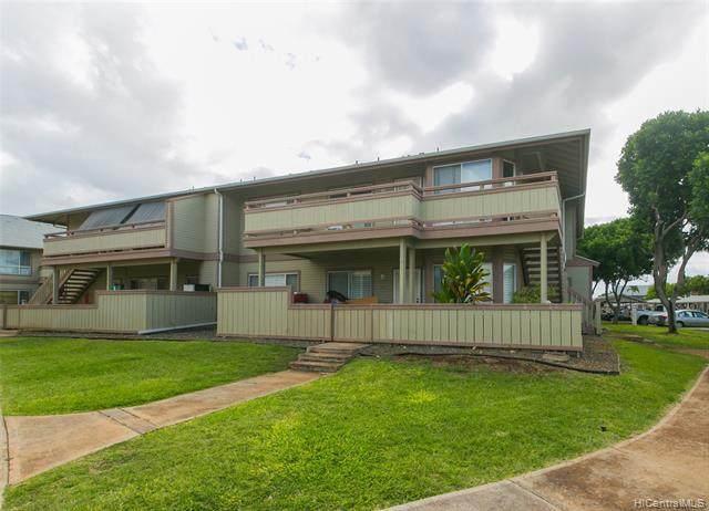 91-549 Puamaeole Street 36T, Ewa Beach, HI 96706 (MLS #202124163) :: Exp Realty