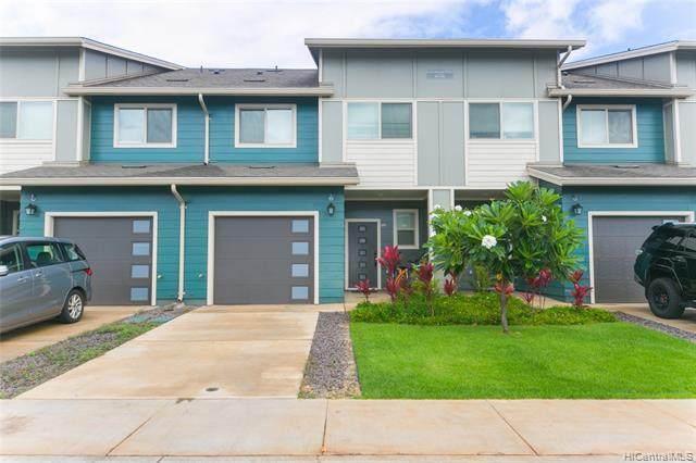 91-3524 Iwikuamoo Street #603, Ewa Beach, HI 96706 (MLS #202124165) :: Weaver Hawaii   Keller Williams Honolulu