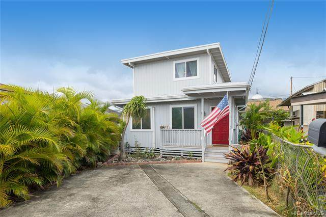 1666 Lusitana Street D, Honolulu, HI 96813 (MLS #202124173) :: Compass