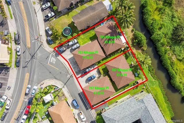 703 Kihapai Place, Kailua, HI 96734 (MLS #202124190) :: Exp Realty