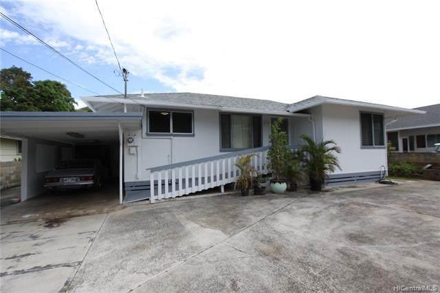 1126 Hele Street, Kailua, HI 96734 (MLS #202124192) :: LUVA Real Estate
