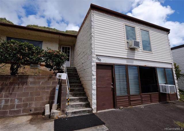 656 Kaekeeke Way, Honolulu, HI 96821 (MLS #202124199) :: Island Life Homes