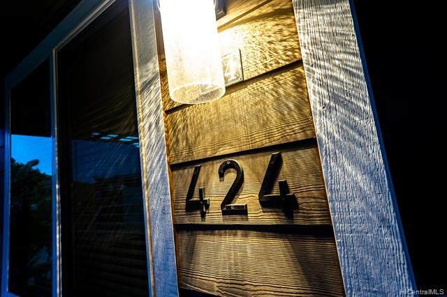 424 Malamalama Street, Kapolei, HI 96707 (MLS #202124206) :: Island Life Homes