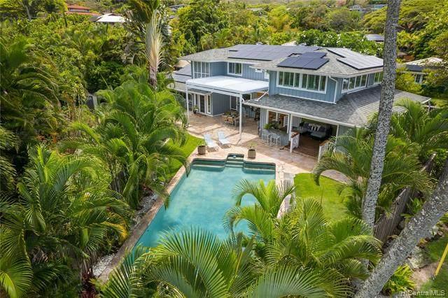 141 Lanipo Drive, Kailua, HI 96734 (MLS #202124211) :: Exp Realty