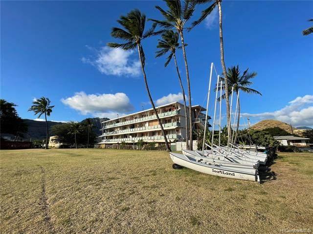 85-933 Bayview Street #117, Waianae, HI 96792 (MLS #202124216) :: Weaver Hawaii | Keller Williams Honolulu