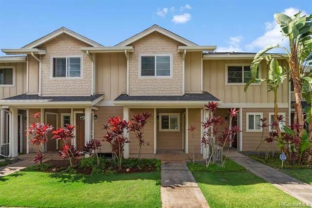 443 Manawai Street #1504, Kapolei, HI 96707 (MLS #202124220) :: LUVA Real Estate