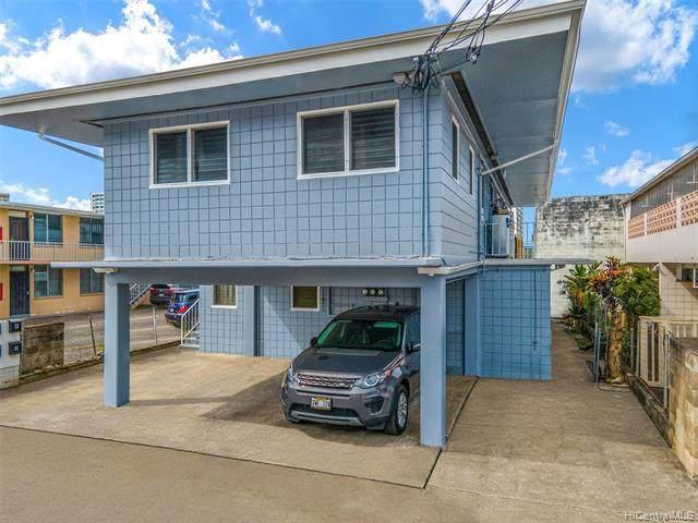 423 Liliha Court Lane, Honolulu, HI 96817 (MLS #202124225) :: Weaver Hawaii | Keller Williams Honolulu