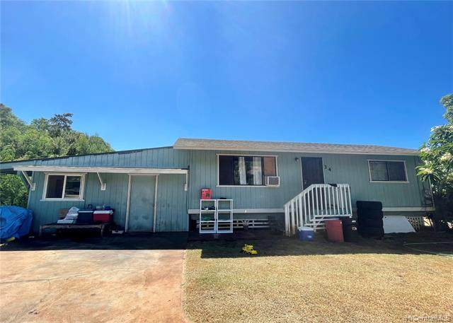 34 Kamakana Place, Kaunakakai, HI 96748 (MLS #202124229) :: LUVA Real Estate