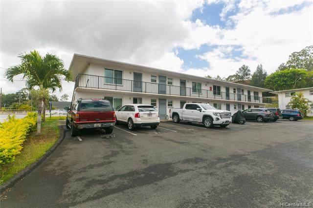 95-023 Waihau Street C123, Mililani, HI 96789 (MLS #202124248) :: Exp Realty