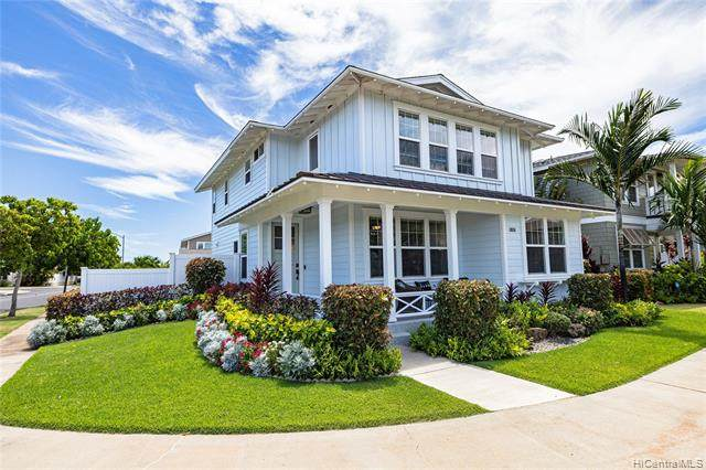 91-1037 Kaiamaloo Street, Ewa Beach, HI 96706 (MLS #202124269) :: Weaver Hawaii | Keller Williams Honolulu