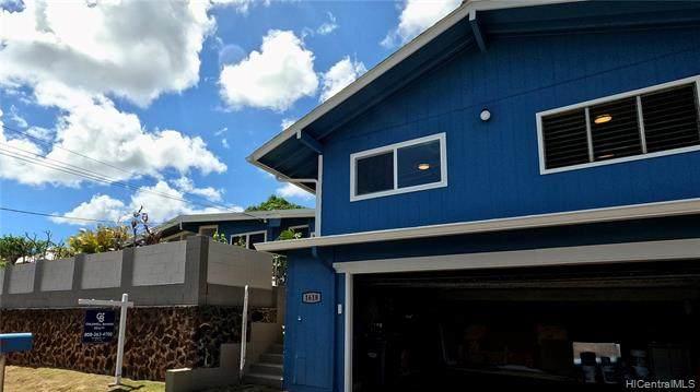 1618 Hoolaulea Street, Pearl City, HI 96782 (MLS #202124280) :: Compass