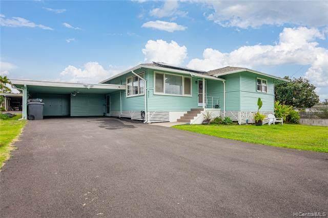 421 Iliwai Drive, Wahiawa, HI 96786 (MLS #202124288) :: Island Life Homes