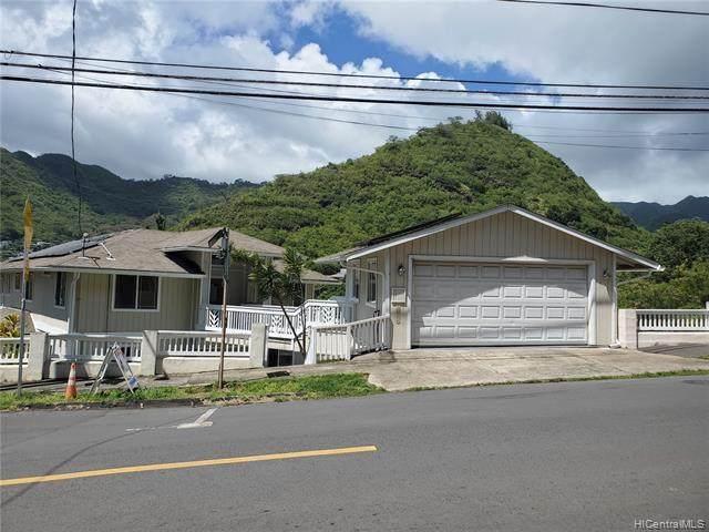2324 Waiomao Road A, Honolulu, HI 96816 (MLS #202124296) :: LUVA Real Estate