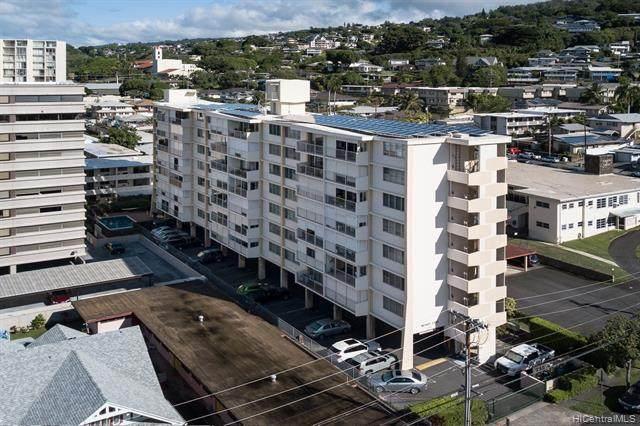 1716 Keeaumoku Street #206, Honolulu, HI 96822 (MLS #202124299) :: Compass