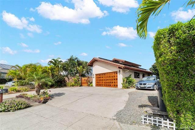 1080 Kaoopulu Place, Honolulu, HI 96825 (MLS #202124301) :: Weaver Hawaii | Keller Williams Honolulu