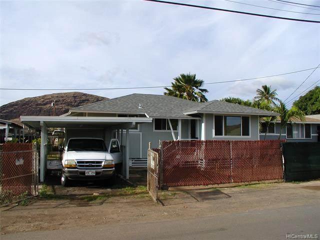 87-148 Maliona Street, Waianae, HI 96792 (MLS #202124308) :: Exp Realty