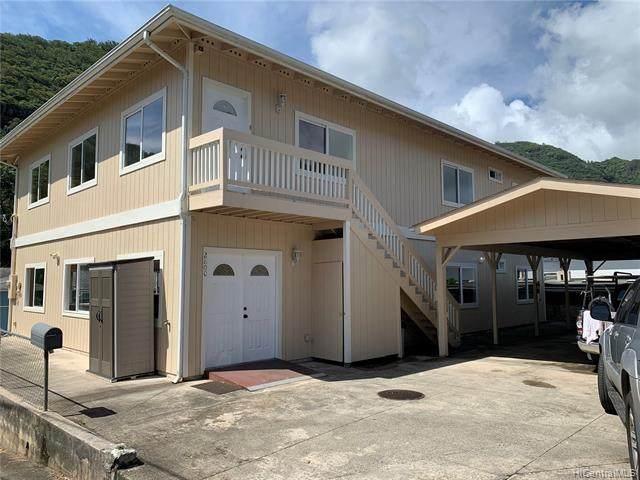 2800 Numana Road 2804A, Honolulu, HI 96819 (MLS #202124315) :: Compass