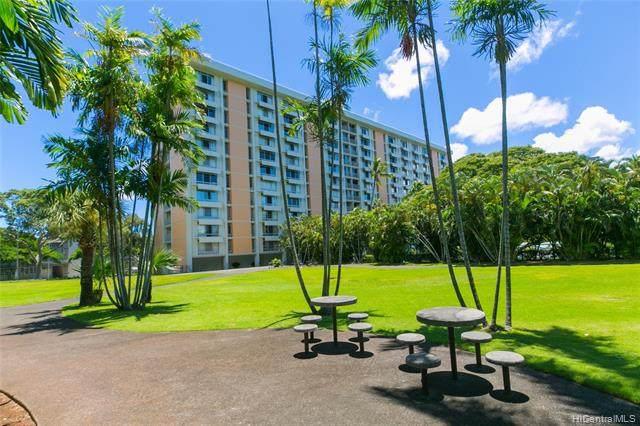 1511 Nuuanu Street #132, Honolulu, HI 96817 (MLS #202124323) :: Weaver Hawaii | Keller Williams Honolulu