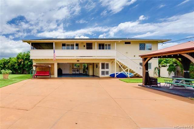 84-769 Upena Street, Waianae, HI 96792 (MLS #202124331) :: Weaver Hawaii | Keller Williams Honolulu