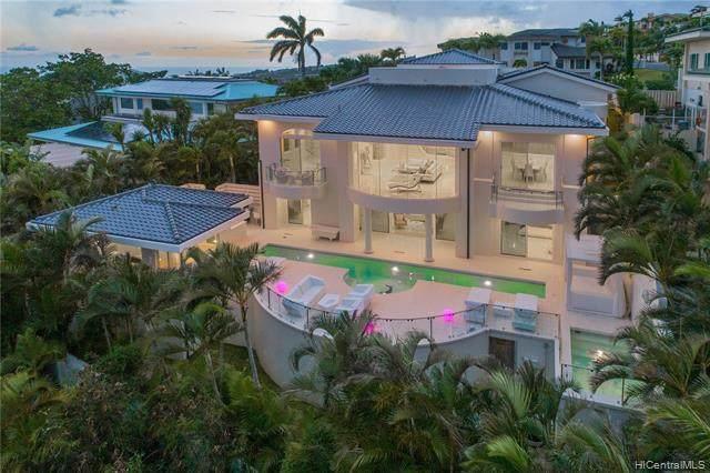 875 Ikena Circle, Honolulu, HI 96821 (MLS #202124345) :: LUVA Real Estate