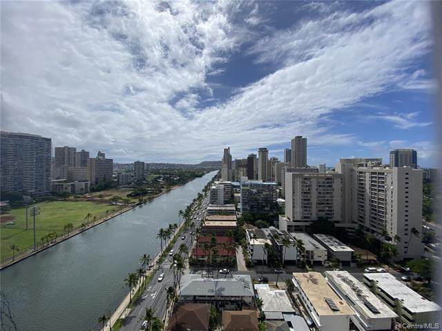 444 Niu Street #2308, Honolulu, HI 96815 (MLS #202124354) :: Compass