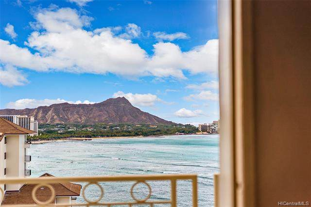 2161 Kalia Road Ph2, Honolulu, HI 96815 (MLS #202124389) :: Weaver Hawaii   Keller Williams Honolulu