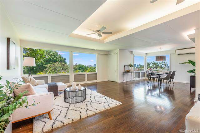 2056 Alihilani Place, Honolulu, HI 96822 (MLS #202124392) :: Compass