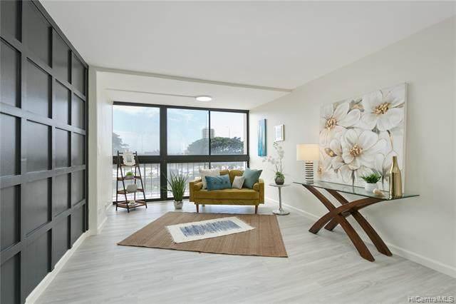 4300 Waialae Avenue A303, Honolulu, HI 96816 (MLS #202124405) :: Island Life Homes