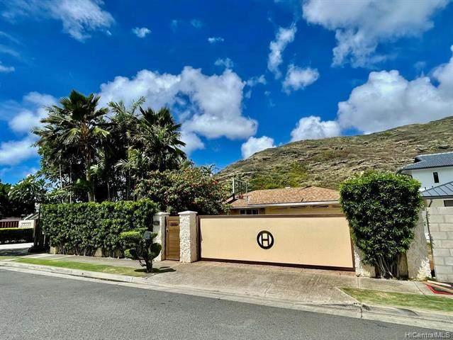 803 Kumukahi Place, Honolulu, HI 96825 (MLS #202124408) :: Compass