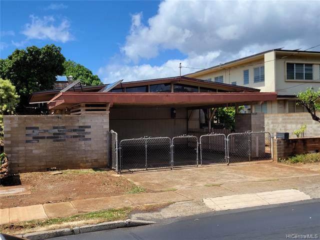 1114 5th Avenue, Honolulu, HI 96816 (MLS #202124417) :: Weaver Hawaii | Keller Williams Honolulu